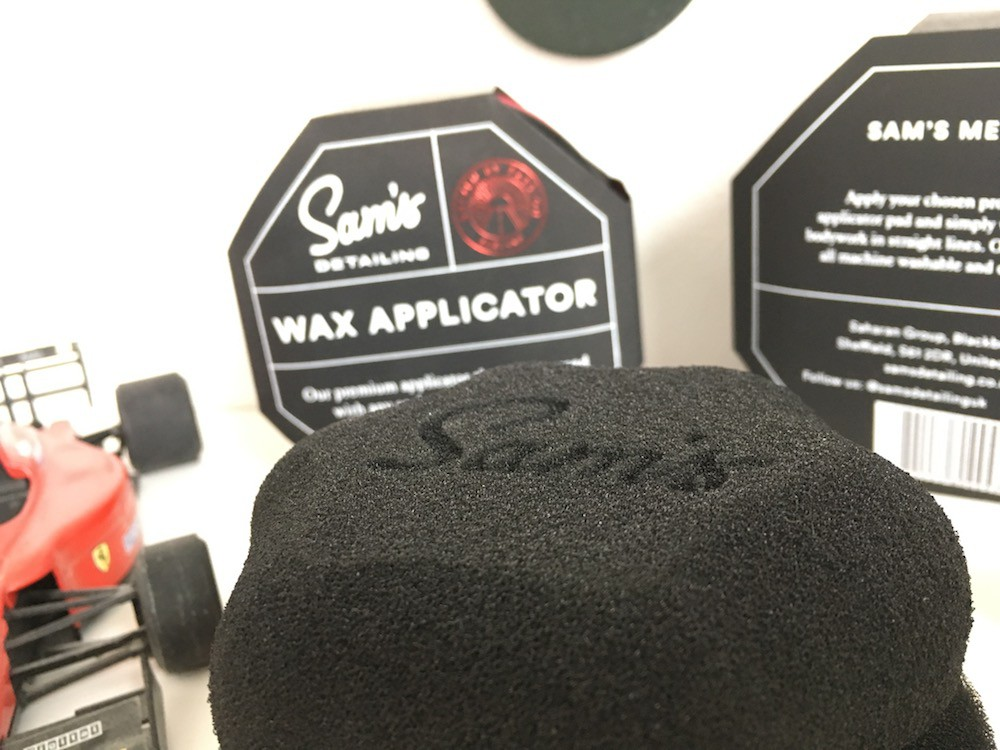 aplikátor vosku